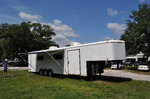 Custom 40 foot Trailer 2015 RoadRunner