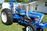 Classic Modified Pulling Tractor