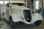1934 Ford 3 Window (Glass Body)