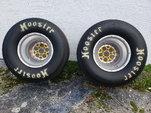 Weld Racing Wheels/Slicks  for sale $2,000