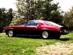 1972 Pro Street Split Bumper Camaro  for sale $33,500
