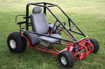 Go Kart 5HP Runs Great! Price Reduced!  for sale $400