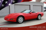 1996 Chevrolet Corvette Base 2dr Convertible  for sale $11,900