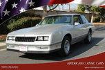 1987 Chevrolet Monte Carlo  for sale $14,900
