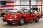 1987 Alfa Romeo Spider  for sale $23,900
