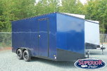 """2022 Bravo Scout 7x16 w/ 12"""" Extra Height and Ramp  for sale $10,899"""