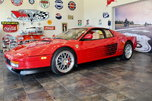 1990 Ferrari Testarossa  for sale $119,500