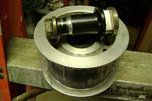 Idler pulley  for sale $125