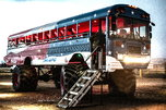 Monster Ride Bus  for sale $75,000