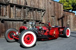 Hellafornia Truck Convertible Rat Rod -1931 Ford Model A Rat  for sale $34,900