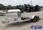 2020 Aluma 8218 Tilt Anniversary Car Trailer  for sale $8,399