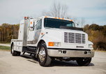 INTERNATIONAL 4700 DT530 HAULER TRUCK  for sale $36,500