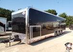 2022 Cargo Mate 8.5 x 32 Eliminator Car / Racing Trailer  for sale $41,999