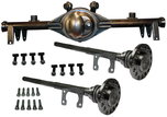 "GM A Body 9"" Inch Ford Rear End Kit with Axles  for sale $923"