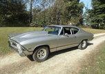 1968 Chevrolet Chevelle  for sale $38,500