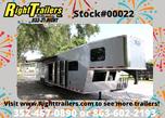 2021 8.5x50 Vintage Race Trailer With. Living Quarters