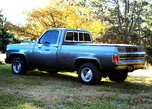 1976 Chevy Square Body  for sale $11,500