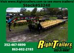 2021 8.5'x40' PJ Equipment Trailer  for sale $15,499