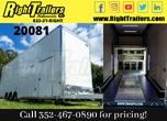 2021 34' Cargo Mate Eliminator Stacker for Sale
