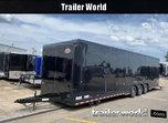 2020 Cargo Mate Eliminator 34' Race Trailer Bath Pkg  for sale $29,985