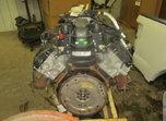 2017 FORD F250SD Engine 6.2L (VIN 6 8th digit) gas 17; 19L12