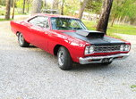 1968 Plymouth                                           Roadrunner  for sale $33,900