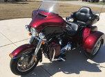 2015 Harley-Davidson Touring Tri Glide  for sale $9,600