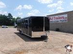 2020 Cargo Mate 8.5 x 24 E-Series Enclosed Cargo Trailer  for sale $7,999