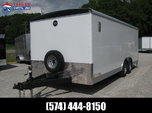 2021 Wells Cargo Wagon HD 8.5x20 Enclosed Cargo Trailer  for sale $12,895
