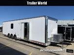 2020 Cargo Mate Eliminator 34' Race Trailer Bath Pkg  for sale $32,775