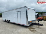 2021 United 8.5X34 Car/Race Trailer Extra Height #2525