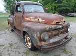 1951 Ford F1  for sale $3,000