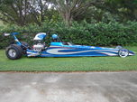 2014 MULLIS 4 LINK DRAGSTER ROLLING CHASSIS  for sale $26,500