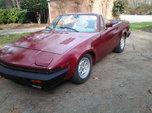1980 Triumph TR8  for sale $7,500