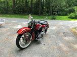 1942 Harley Davidson Knucklehead  for sale $25,000