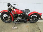 HARLEY-DAVIDSON 1936 KNUCKLEHEAD NICE ORIGINAL BIKEHARLEY 19  for sale $60,000