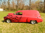 52 CHEVY SEDAN DELIVERY  SELL OR TRADE    for sale $26,000