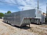 40' inTech Aluminum Gooseneck Race Trailer - 12311 for Sale