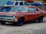 1971 Chevrolet Nova  for sale $10,000
