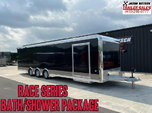 2021 Sundowner Race Series 8.5X34 Car/Race Trailer W/Bath