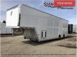 2019 InTech 38' Aluminum Sprint Car Trailer (On-Order)