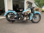 1939 Harley Davidson El Knucklehead  for sale $35,000