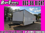28' Pace American Race Car Trailer-FL Pickup Only!