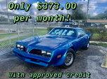 1978 Pontiac Firebird  for sale $29,900
