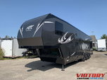 2020 ATC 40' Aluminum 5th Wheel Toy Hauler