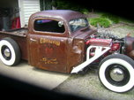 bad ass, rat rod!!  for sale $24,500