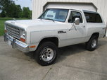 1983 Dodge Ramcharger  for sale $11,700