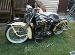 1947 Harley-Davidson WL Flathead  for sale $12,000