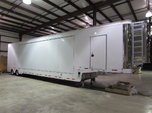 2011 48' Featherlite Expandable Display Trailer  for sale $180,000