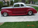 40 FORD COUPE ALL STEEL
